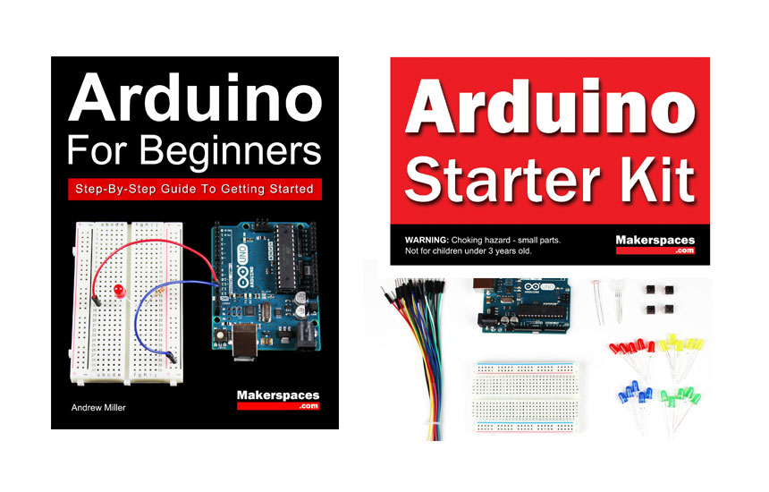 Arduino For Beginners Book - Learn The Basics & Get Started