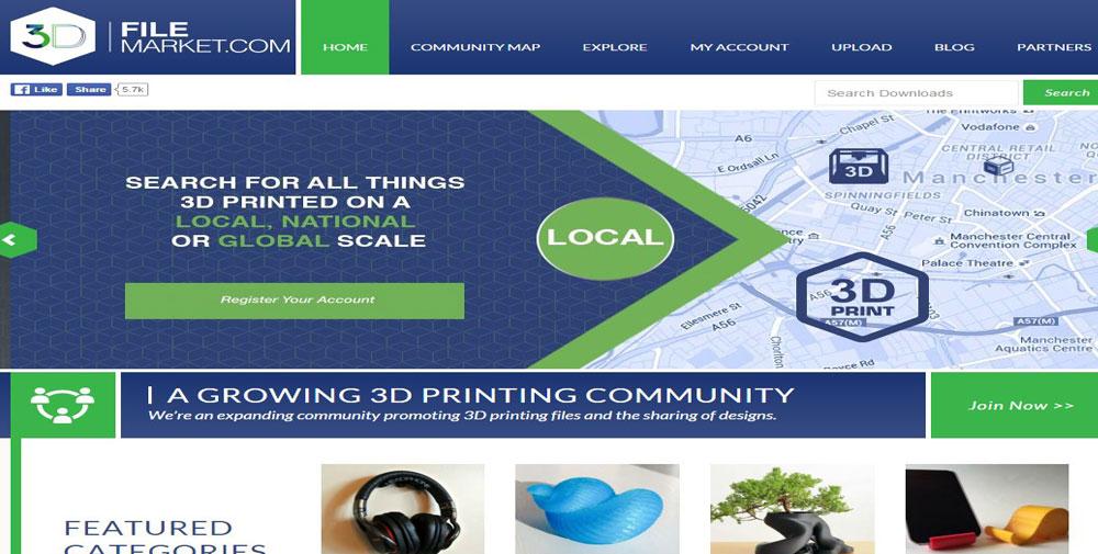 45 Websites For 3D Printable Models - Makerspaces com