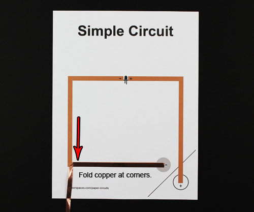 Paper Circuits For Makerspaces Makerspaces Com