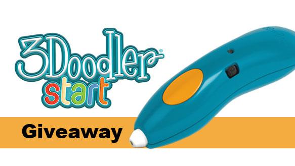 3Doodler Giveaway