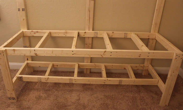 Build A Makerspace Workbench For Under 100 W Step By