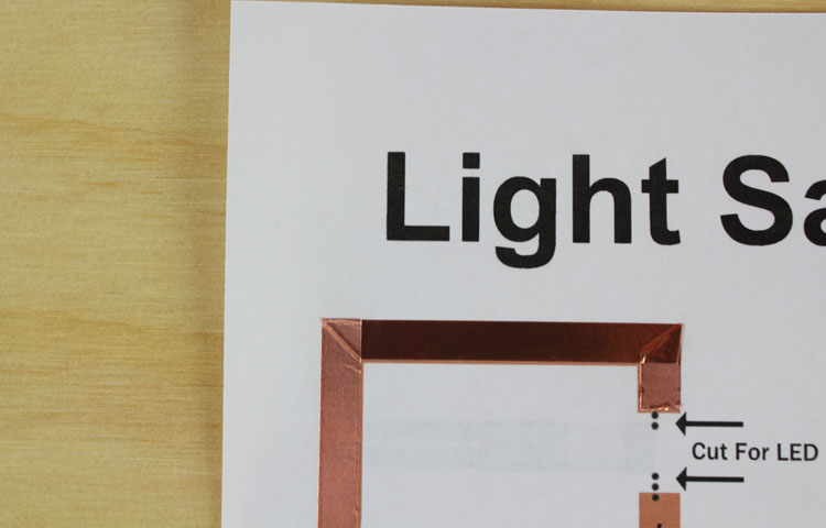 paper circuit tutorial