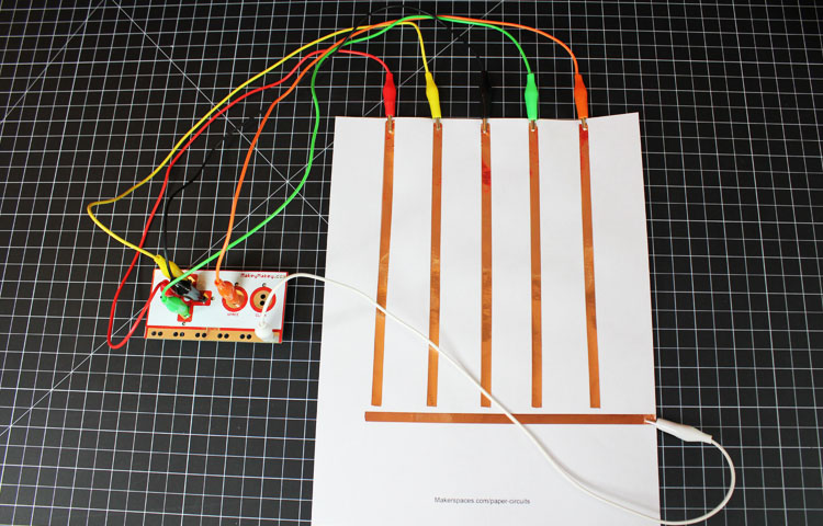 makey makey makerspace projects