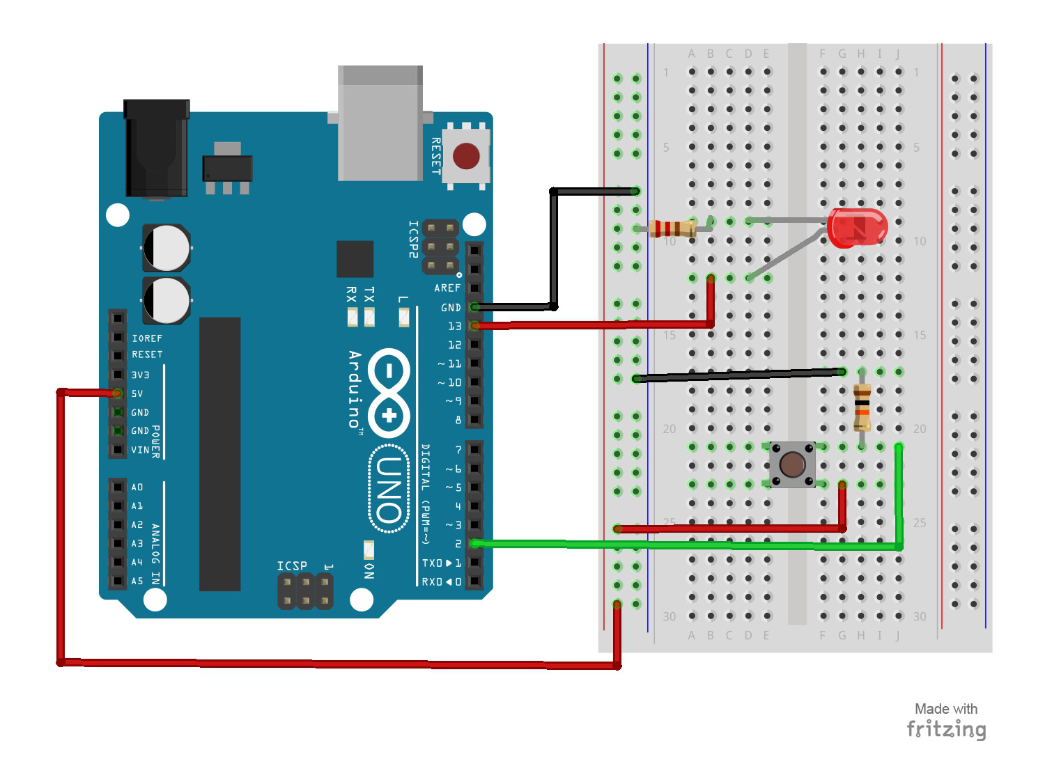 Arduino uno breadboard projects for beginners w code pdf