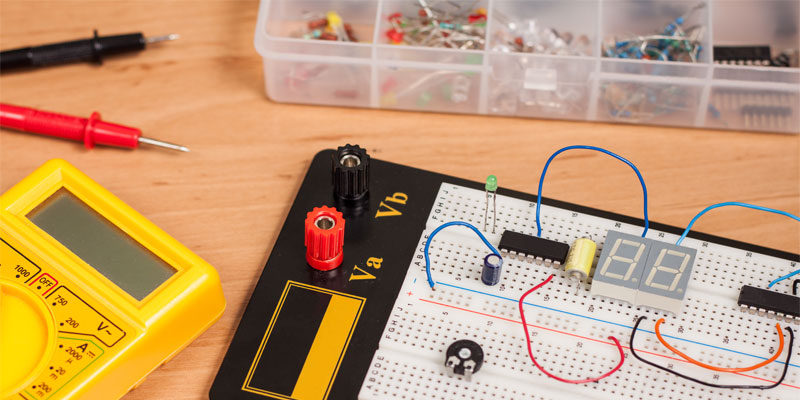 Introduction to Basic Electronics, Electronic Components and