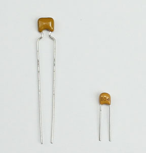 capacitor basic electronics