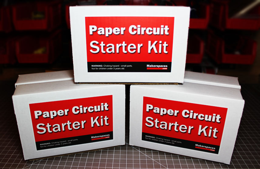 paper circuits kit classroom pack bulk makerspace projects