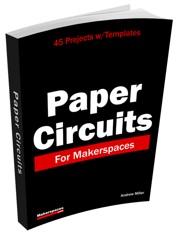 paper circuits book cover