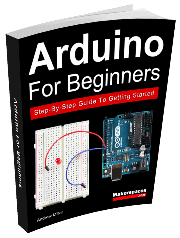 arduino for beginners book