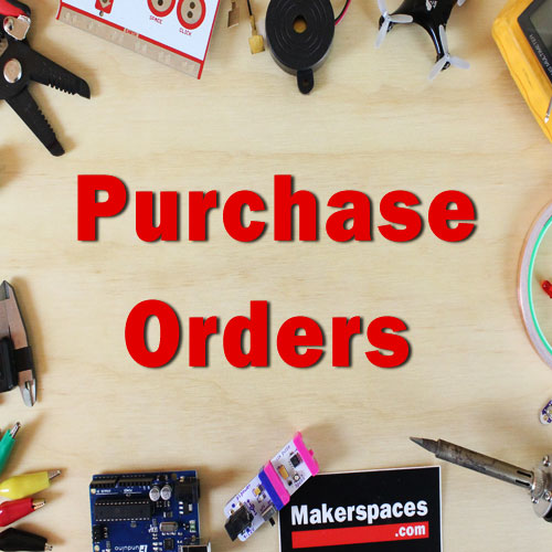 school library makerspace purchase orders for makerspaces stem education