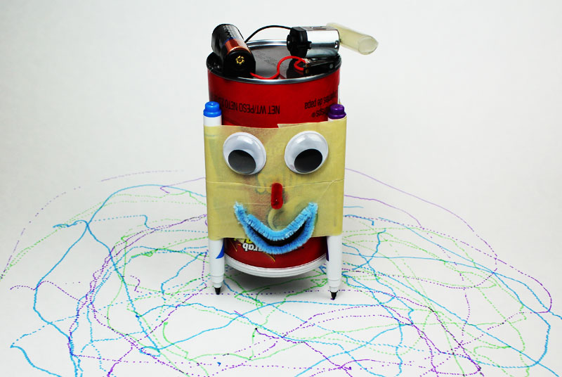 How To Make An Art Bot Scribble Bot