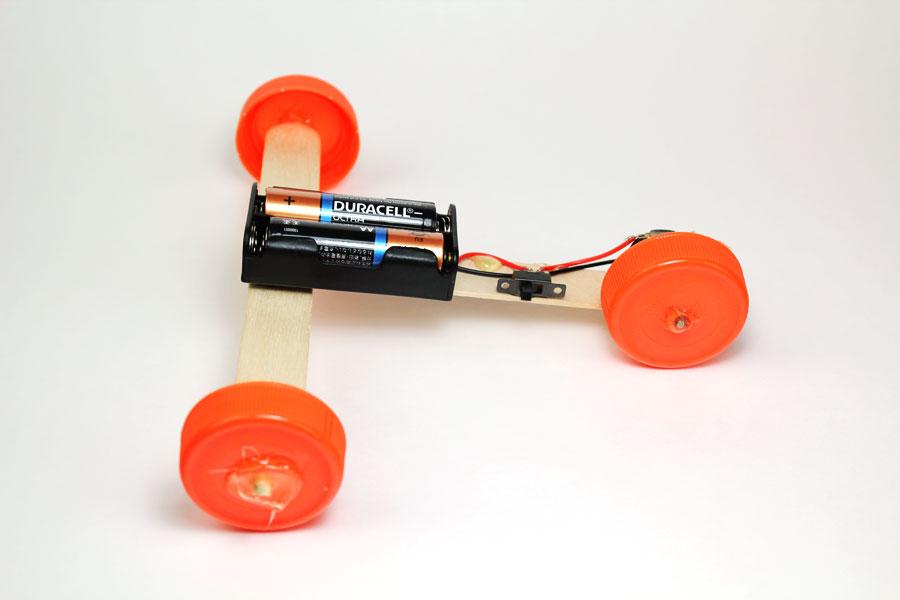Super Simple Stem Car