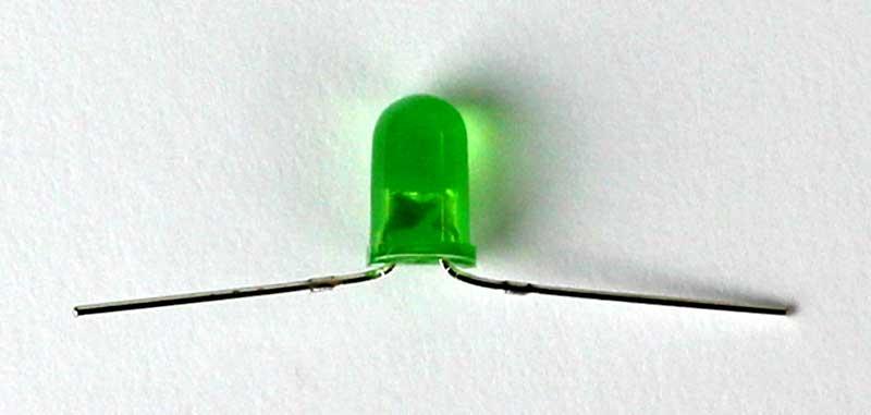 LED circuiti carta