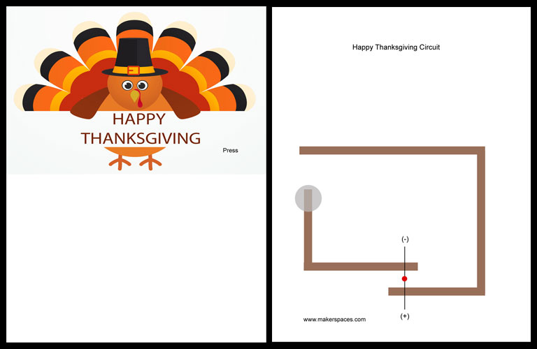 thanksgiving project templates